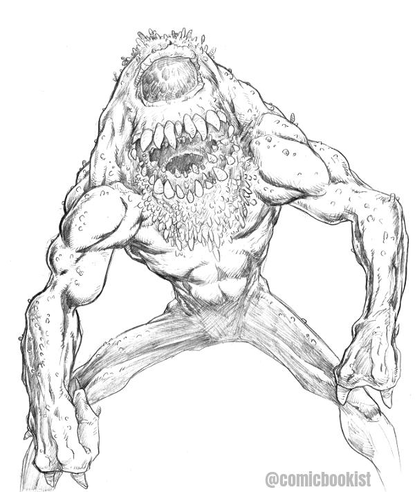 Monster Monday Volume 5 Number 10