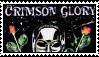 Crimson Glory stamp by purple-telvanni