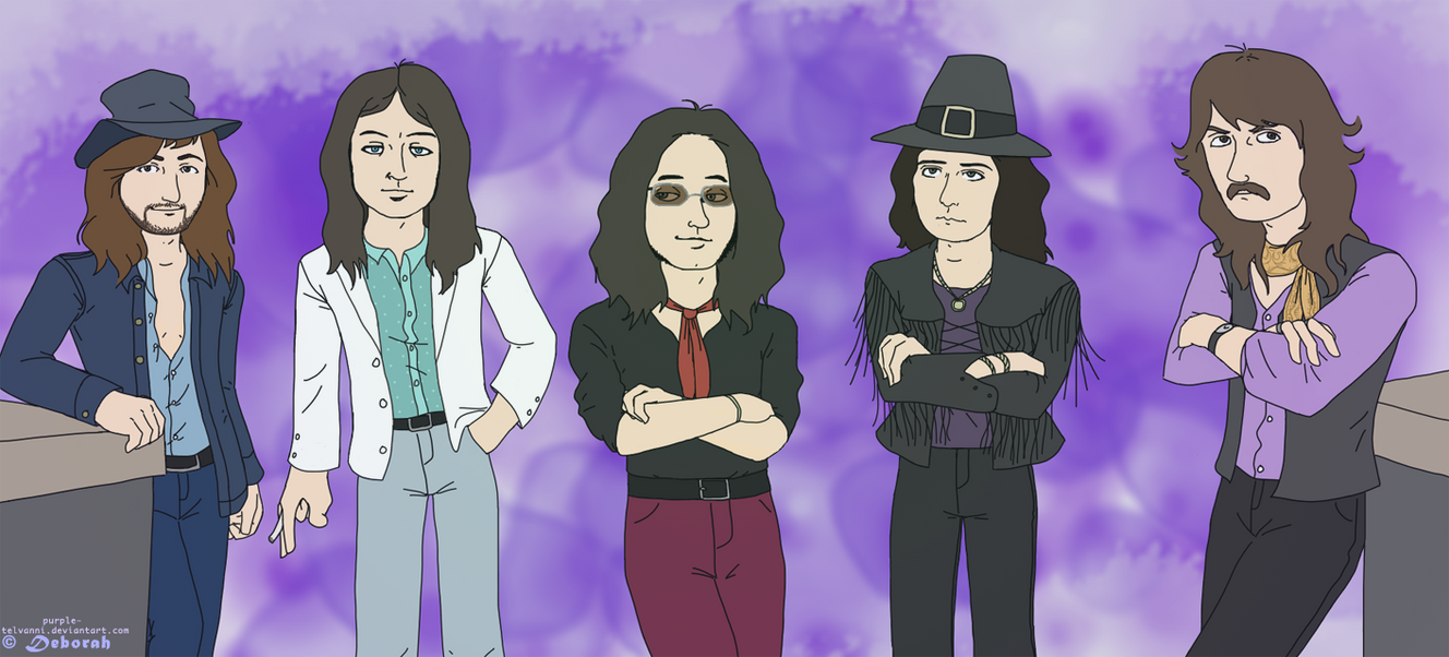 Deep Purple by purple-telvanni