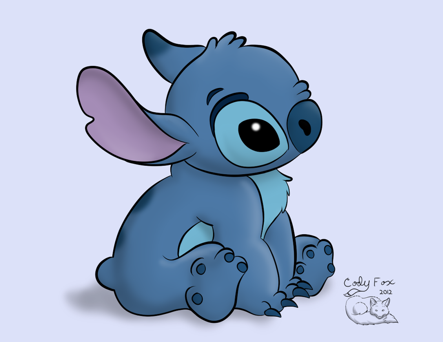 sad stitch wallpaper is - photo #1
