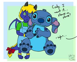 Big Stitch by CodyFops