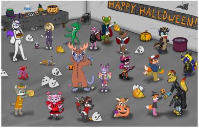 TCC Halloween 2017 by CodyFops