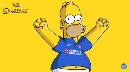 Cruz Azul Wallpaper Homer 1
