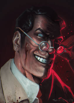 Team Fortress 2 The Medic