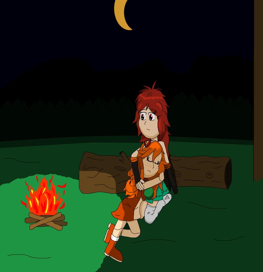 Campfire by CidYoshi