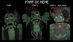 Five Nights at Freddy's - Krocko