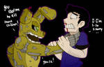 Five Nights at Freddy's - Face to Face