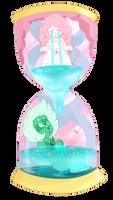 Steven Universe - Hourglass of Healing