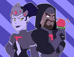 Team Talon by itsaaudraw