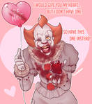 Pennywise Valentine