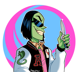 Ace by itsaaudraw