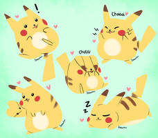 Pika by itsaaudraw