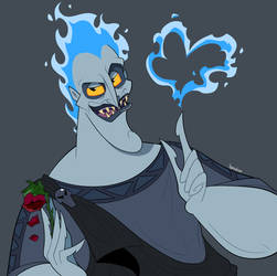 Hades by itsaaudraw