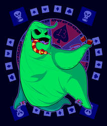 Oogie Boogie by itsaaudraw