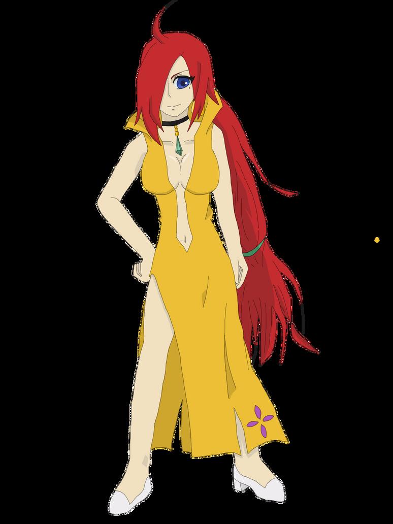 Angela Design by Natsumi-Ryugu