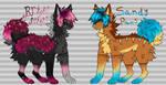 OTA Canine Adopts [2/2 Open] by Volfoxy