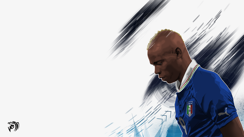 BalotelliVector by MDesign25