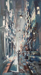 Valletta Street by Micko-vic