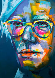 Andy Warhol by Micko-vic