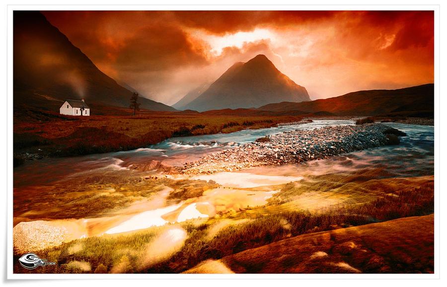 Fantastic landscape 2010