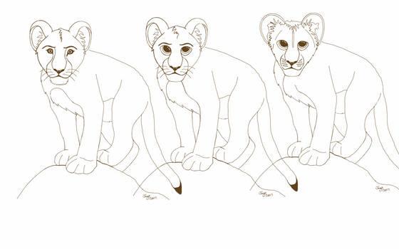 Lion cub v3