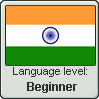 Hindi Language Level Beginner by GracefulTatiana1897