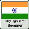 Hindi Language Level Beginner by GracefulTatiana1897
