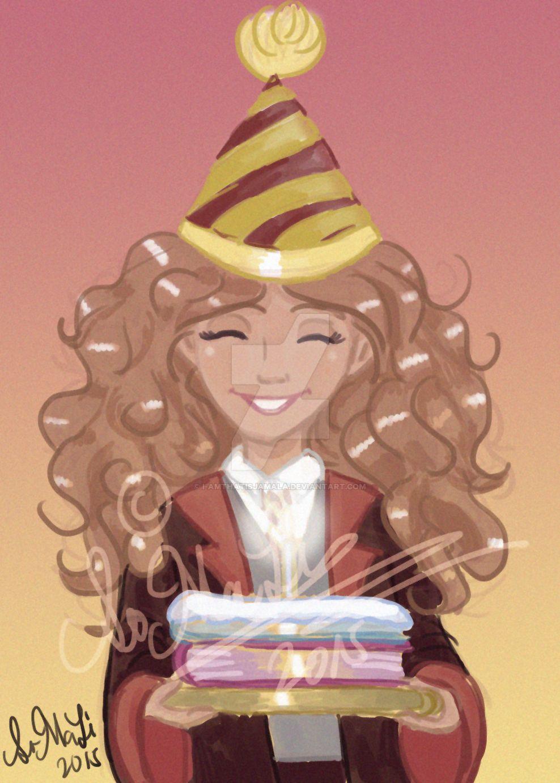 happy birthday hermione by - photo #34