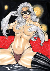 black cat by matheushenrique157