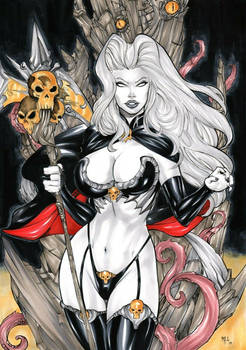 lady death---for sale
