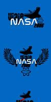 Logo Viaje NASA