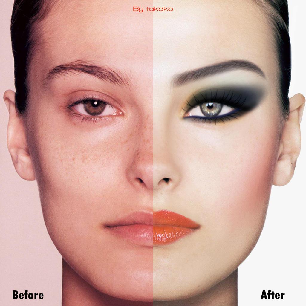 Amazing Make Up Application  40 X Wedding Application  55 X Make Up Lesson 1