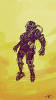 Astronaut by KillerGmbH
