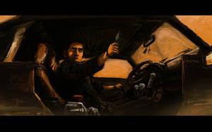 Mad Max by KillerGmbH