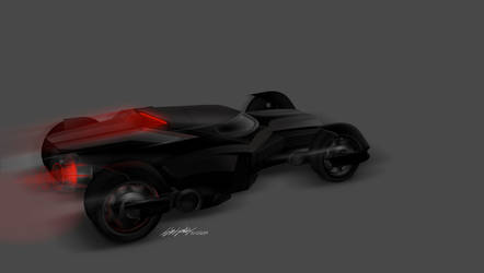 Batmobile by killersid