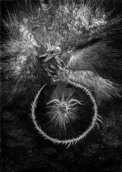 Evocation of Solis.Transmuting
