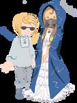 Machi and Lamiroir