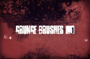WG Grunge Brush Set1