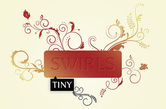 WG Tiny Swirls