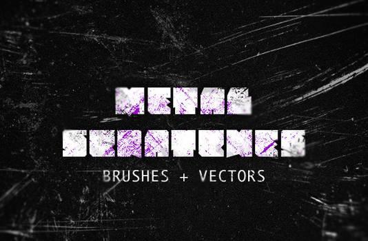 Grunge Metal Scratches