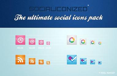 Socialiconized
