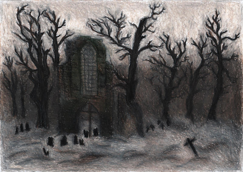 The abbey in the oakwood by twistedvictorian on deviantart The oakwood