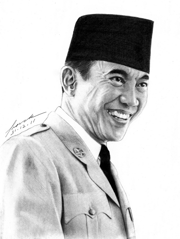 a biography and life work of sukarno an indonesian president Work or volunteer at the memorial grants, scholarships & residencies the conflict resulted from indonesia's president sukarno's belief that the creation of the federation of malaysia the term confrontation was coined by indonesia's foreign minister, dr subandrio.