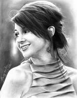 Shailene Woodley by FrankGo
