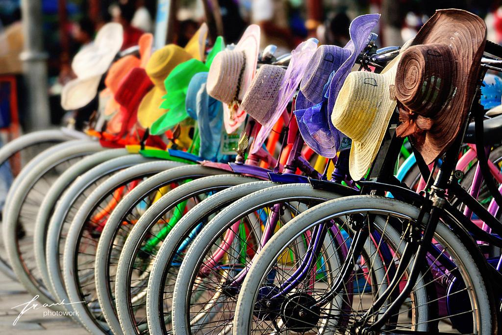 Rainbikes by FrankGo