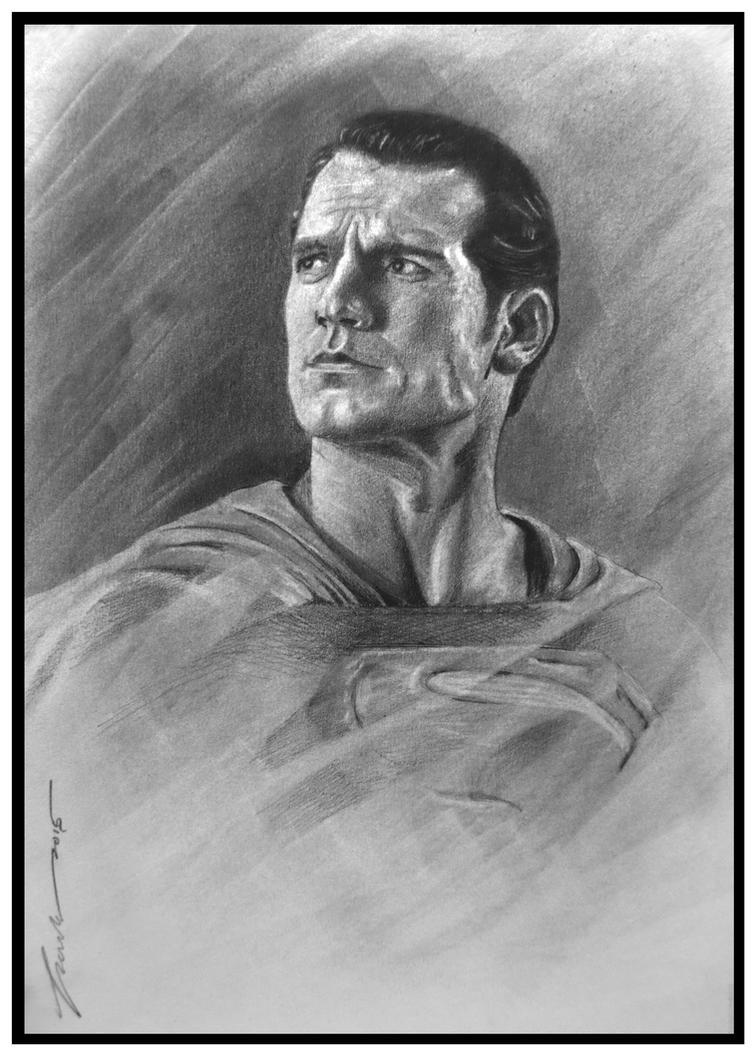 Man Of Steel by FrankGo