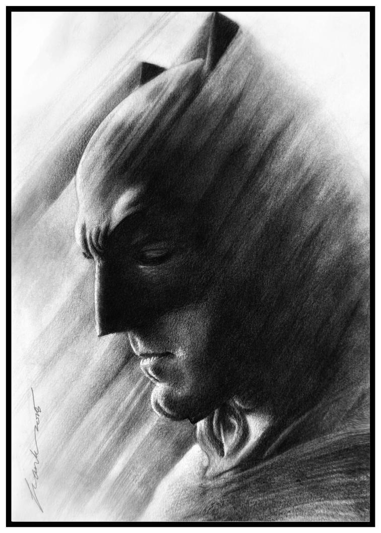 Batman by FrankGo
