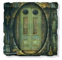 The Green Door by Curiosa37