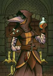plague doctor [dd]