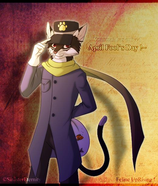 .: Feline UpRising :. by SinisterEternity